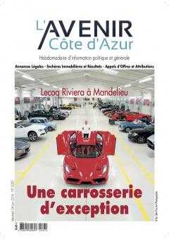 Avenir Côte d'Azur N°2287