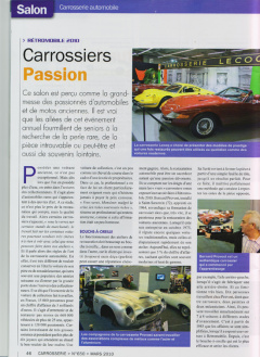 Carrosserie Magazine