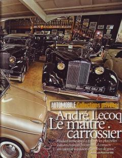 ANDRE LECOQ 2008
